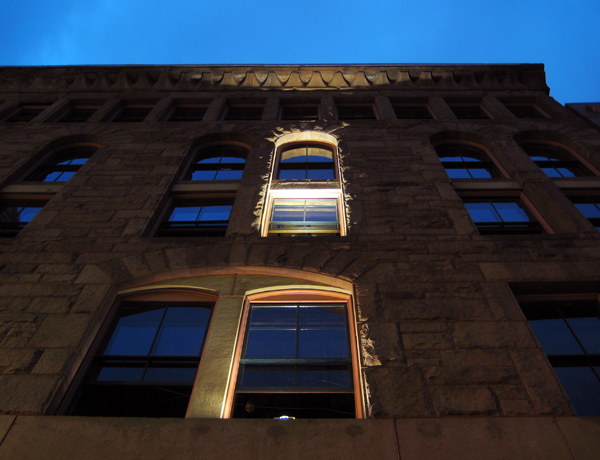 Fabulous Exterior Facade Lighting Oldcigaret Info Largest Home Design Picture Inspirations Pitcheantrous