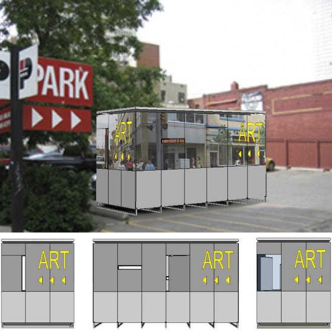 parklet artbox