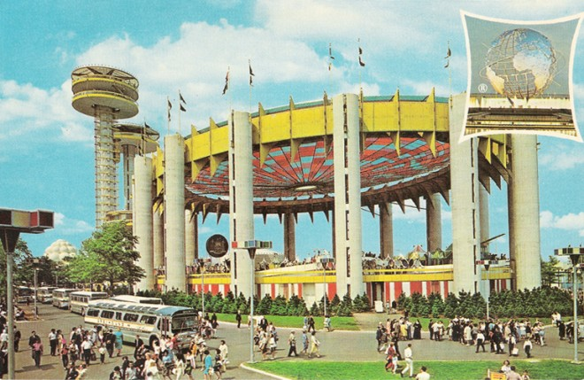 ny worlds fair pavilion